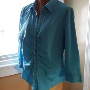 New York and Co. Blouse size large